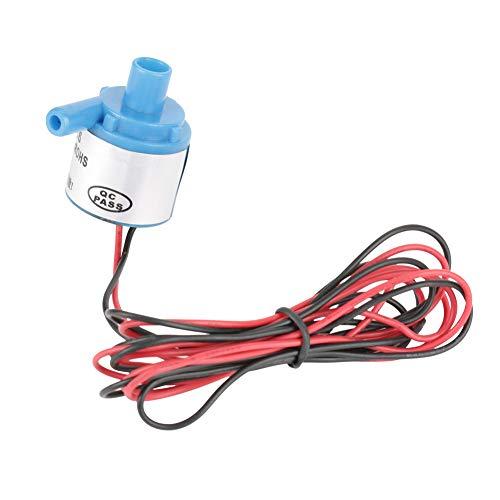 Akozon Brushless Wasserpumpe DC12V 5 Watt Miniatur Lebensmittelqualität Brushless DC Tauchwasserpumpe