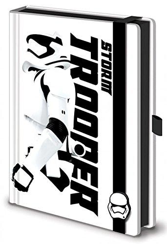 Star Wars / La Guerre des Étoiles Épisode 7 Premium Calepin Calepin Stormtrooper