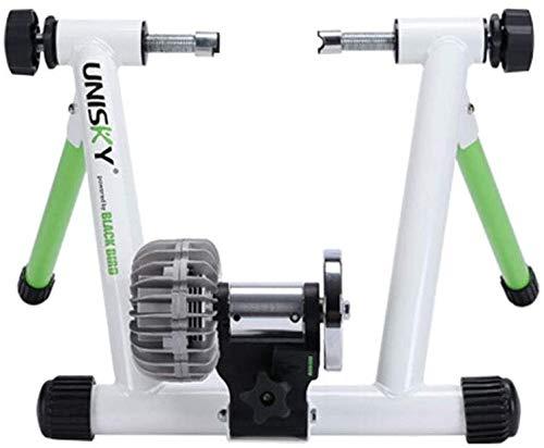 ALYR Rodillos para Bicicletas, Rodillo de Ciclismo Rodillos para Bicicletas Entrenador de Bicicleta Bicicleta Soporte De Ejercicio Bicicleta Entrenador Stand,A