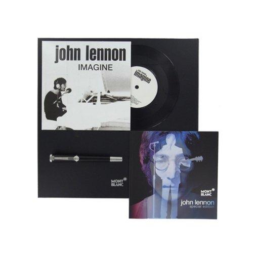 Mont Blanc Donation Pen Special Edition John Lennon Fountain Pen
