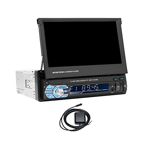 balikha Lettore MP5 per Auto Bluetooth Modello 9601G Audio Stereo FM Radio Multimediale - Standard di