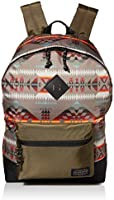 Pendleton Men's Backpack, Olive Multi, ONE SIZE