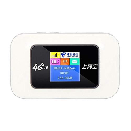 Beada K5 4G Router, Color Screen Display, Insert SIM Card to WIFI, Carry Full Netcom MIFI Qualcomm MDM92X5 Processor