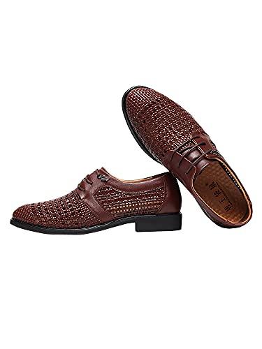 [ネルロッソ] 靴 メンズ シューズ スニーカー スリッポン サンダル メンズ 大きいサイズ オフィス カジュアル 軽量 正規品 25.0cm(40) ブラウン9001 cmv24181-40-br9001