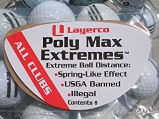 Poly Max Extremes Illegal Golf Product Banned for Taylormade JetSpeed Driver