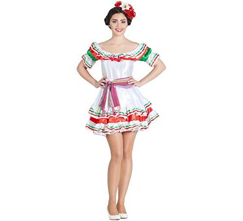 Car&Gus Disfraz de Mexicana para Mujer