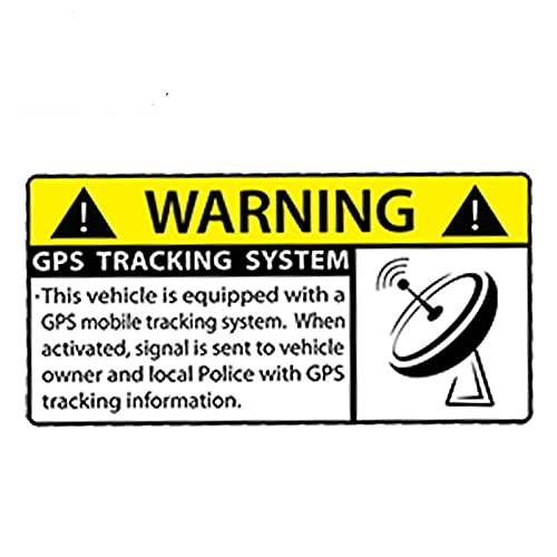 A/X 13cmx6.5cm Car Styling Mini GPS Antifurto Sicurezza del Veicolo Avviso di Sicurezza Allarme di Sicurezza