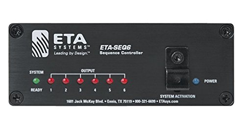 Best Review Of ETA-SEQ6 6 output Electrical Control Sequencer