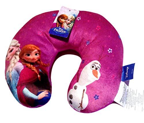 Disney Frozen Anna und ELSA Reise-Nackenkissen, Anna and ELSA, M