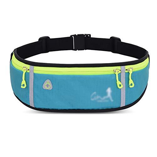 Heuptassen, tassen voor vrouwen, mannen en vrouwen, geschikt voor het vervoer van mobiele telefoons, loopriem, outdoor-uitrusting.