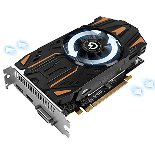 PRADEON AMD GPU Radeon RX560 4GB...
