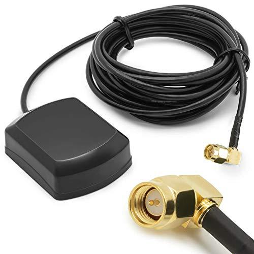 Câble d'antenne GPS SMA - 3 m - Pour voiture