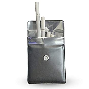 DIDA Pocket Ashtrays Assorted Colours 9 Pack