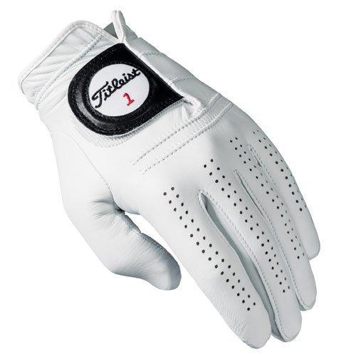 Titleist 2015 Spelers Regelmatige Golf Handschoen Rechts Medium Pearl 6617 door Titleist