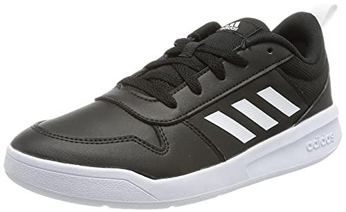 adidas Tensaur, Road Running Shoe, Core Black/Cloud White/Core Black, 36 2/3 EU