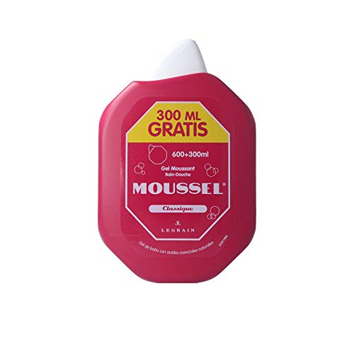 MOUSSEL GEL 600+300ML
