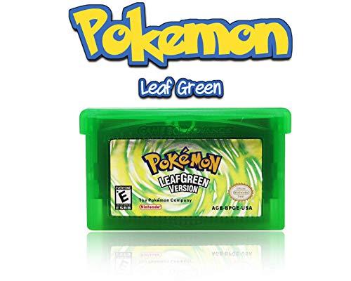 leaf green pokemon game - 4