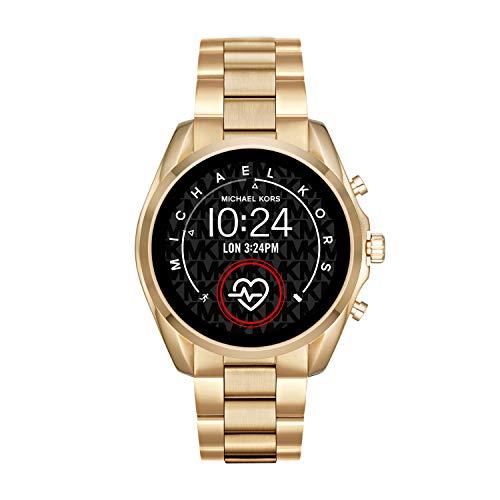 Michael Kors Access Bradshaw 2 Touchscreen Stainless Steel Smartwatch