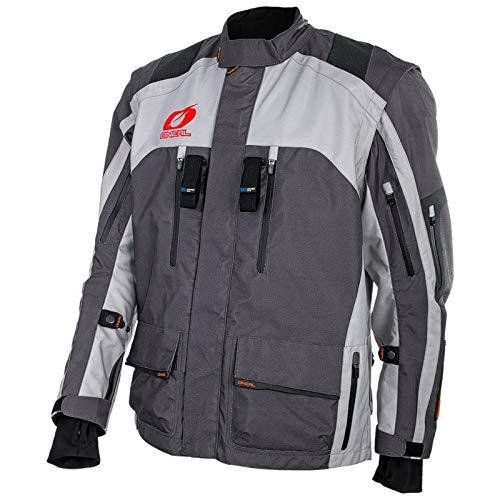 O'NEAL Baja Racing Moveo Enduro Motorrad Jacke grau 2020 Oneal: Größe: L (52/54)