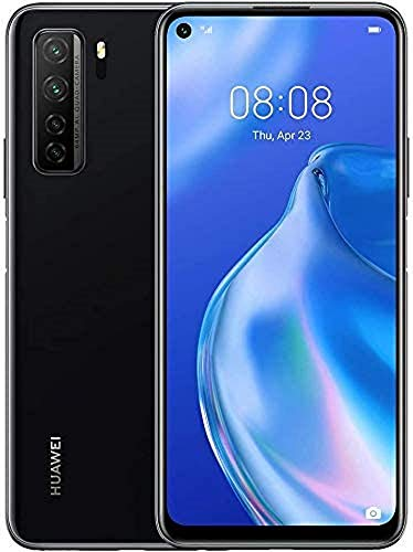Huawei P40 Lite 5G - Smartphone 128GB, 6GB RAM, Dual SIM, Midnight Black