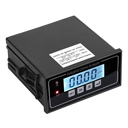 Redxiao Leitfähigkeitsmonitor, Leitfähigkeitstester, LCD-Leitfähigkeitsmessgerät, Geeignet Für Kleine Reinwassergeräte