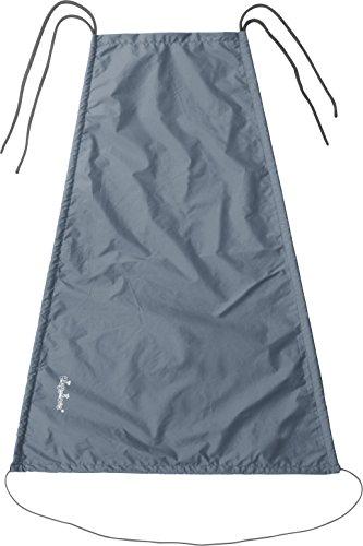 Playshoes, Parasole da Passeggino con Protezione Raggi Uv, Marine, 75 x 55 cm