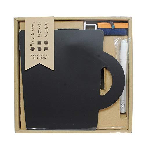 日本理化学 黒板 かたちとこくばん まぐねっとセット マグ KTCT-S9