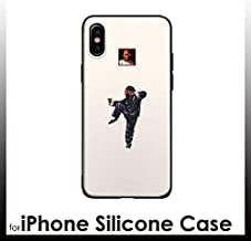 Inspired by Kendrick Lamar Phone Case Compatible With Iphone 7 XR 6s Plus 6 X 8 9 Cases XS Max Clear Iphones Cases TPU- Tee- Clothing- Tshirt- Cell- Cell- 33035918517