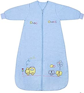 61baab519 Slumbersac Saco de dormir niño pequeño Invierno manga larga aprox. 2.5 Tog