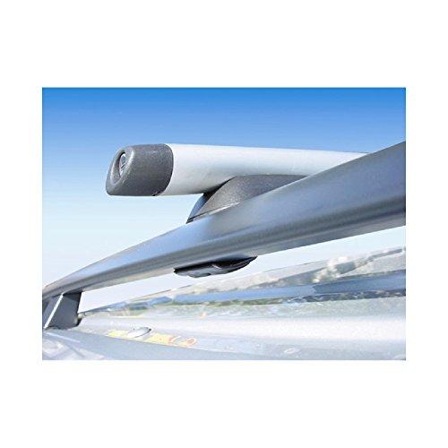 Barras portaequipajes para anclar a barras de techo longitudinales Automaxi SL191