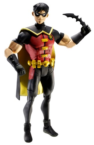 """DC Universe Young Justice 6"""" Robin Figure"""
