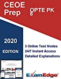 CEOE Oklahoma Professional Teaching Examination PK-8  (75) Certification Practice tests with detailed explanations. 5-Test Bundle with 390 Unique Test Questions