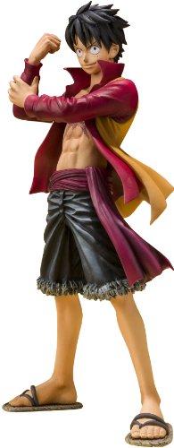 One Piece Luffy Figuarts Zero Film Z Version Action Figurine