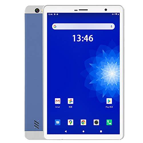 LIU Tablet PC de 8 Pulgadas con Android 9.0 con 32 GB de Almacenamiento, Pantalla HD IPS, cámaras duales, WiFi, Bluetooth