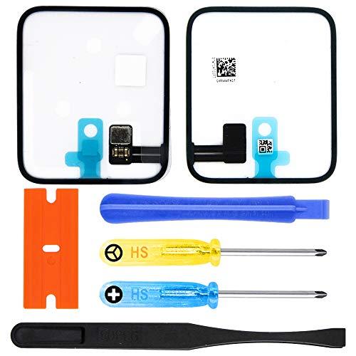MMOBIEL Kit de Reparación Sensor de Fuerza táctil, Adhesivo, Compatible con Apple Watch 3 42mm GPS y Cellular Flex