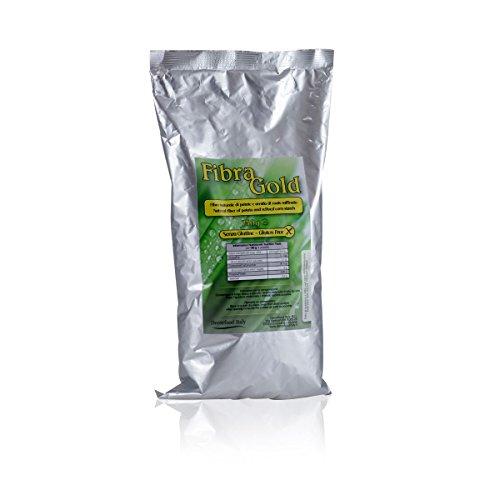 Fibra Gold 750 gr Senza Glutine addensante a freddo e a caldo
