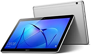 هواوي ميديا باد T3 - حجم الشاشة 10 انش، 32 جيجا، 2 جيجا رام، الجيل الرابع ال تي اي، رمادي