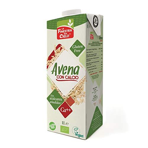 LA FINESTRA SUL CIELO Bebida de Avena con Calcio, 1L