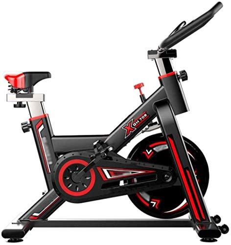 Bicicleta giratoria Bicicleta de spinning Bicicleta de ejercicio Ultra-silencioso Bicicleta de ejercicio interior Bicicletas