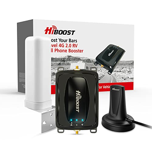 HiBoost Cell Phone Booster for RV, …