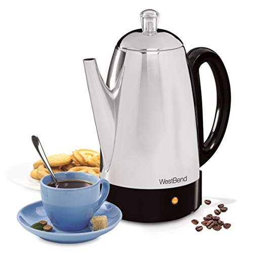West Bend 54159 - Electric Coffee Percolator