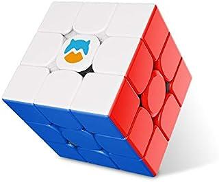 CuberSpeed GAN MonsterGO 356 M Stickerless 3x3 Speed Cube GAN Monster GO 356M Puzzle