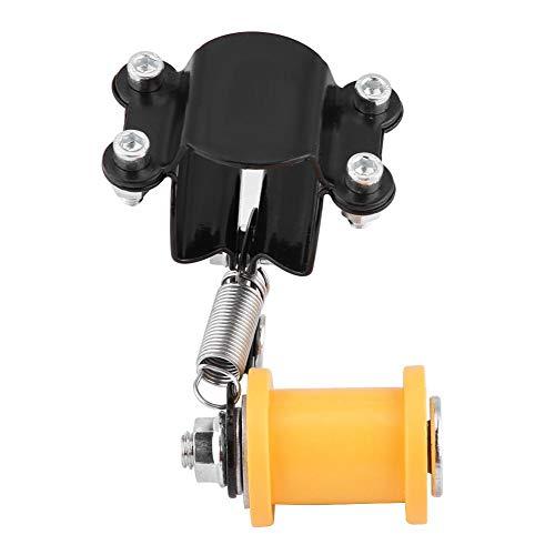 Universalspanner Kettenspanner Motorrad Kettenspannung wird für die meisten Motorräder automatisch eingestellt(Schwarz)