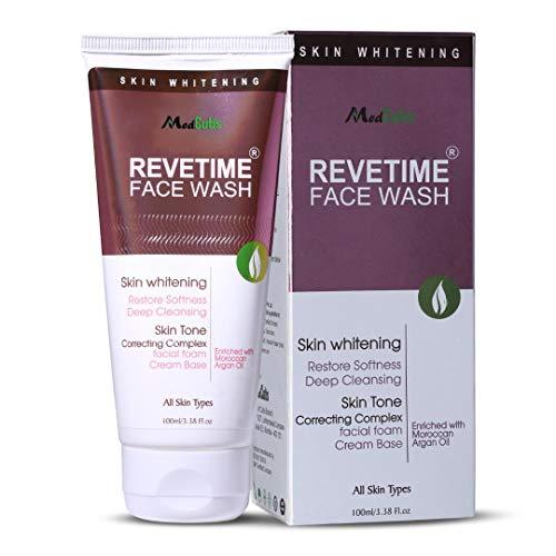 Revetime Anti Aging & Skin Brightening Face Wash 100ml