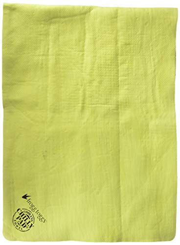 """FROGG TOGGS CP100 Chilly Pad Cooling Towel, 33"""" Length x 13"""" Width, Yellow"""