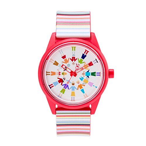 Q&q smile solar - Reloj Smile Solar qandq Children Colors q2937 rp00j019
