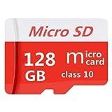 Tarjeta de memoria SD SDXC de 128 GB, 512 GB, 1024 GB, clase 10, alta velocidad, con adaptador SD (128 GB)