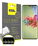 dipos I 3X Schutzfolie 100prozent kompatibel mit ZTE Axon 11 5G Folie I 3D Full Cover Bildschirmschutzfolie