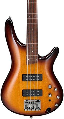 Ibanez SR370EF 4-String Fretless Electric Bass Brown Burst