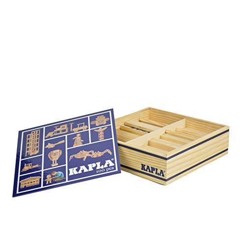 [KAPLA] カプラ 100ピース 積木 [並行輸入品]